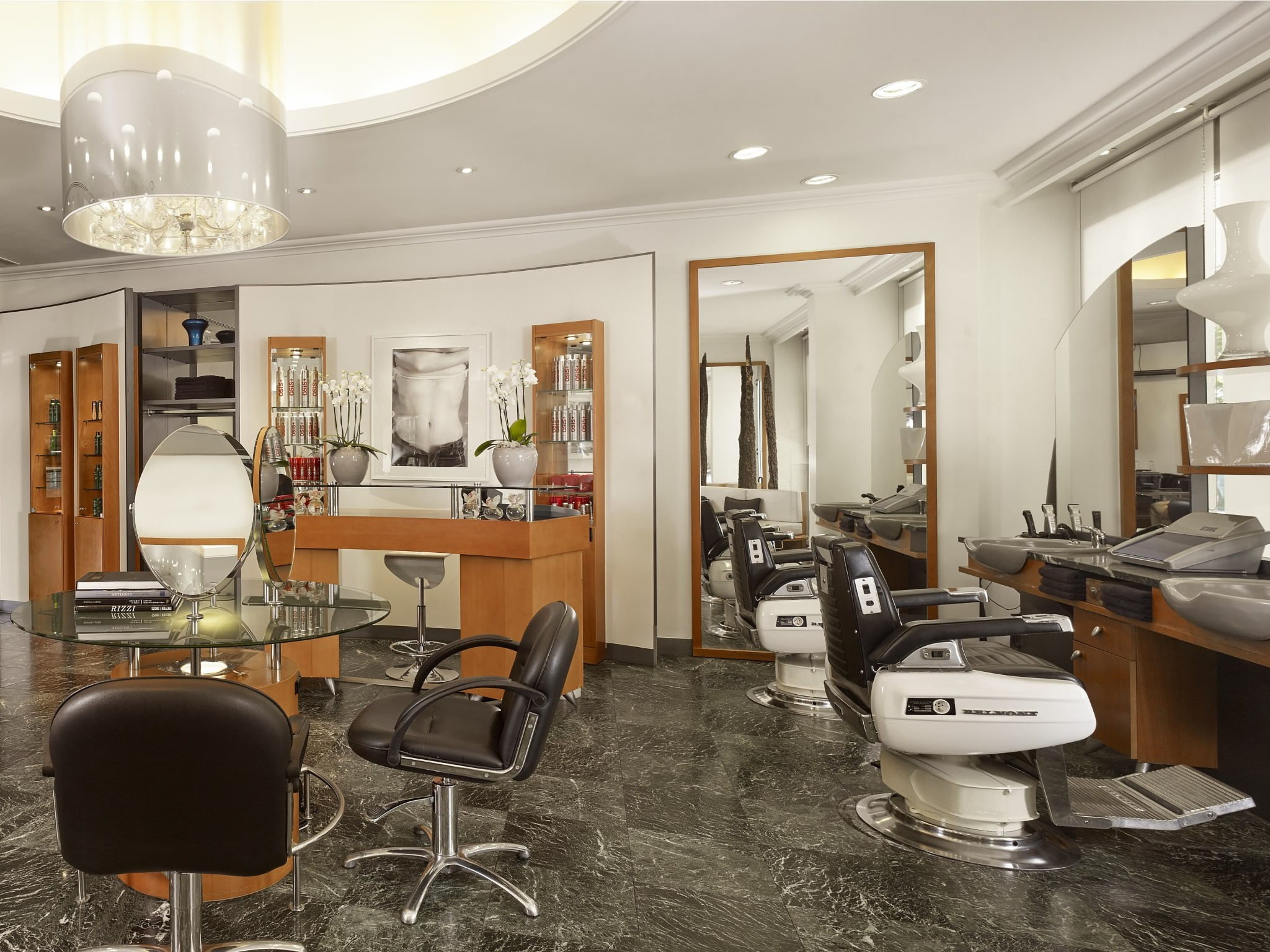 Le Salon Hairdresser Geneva
