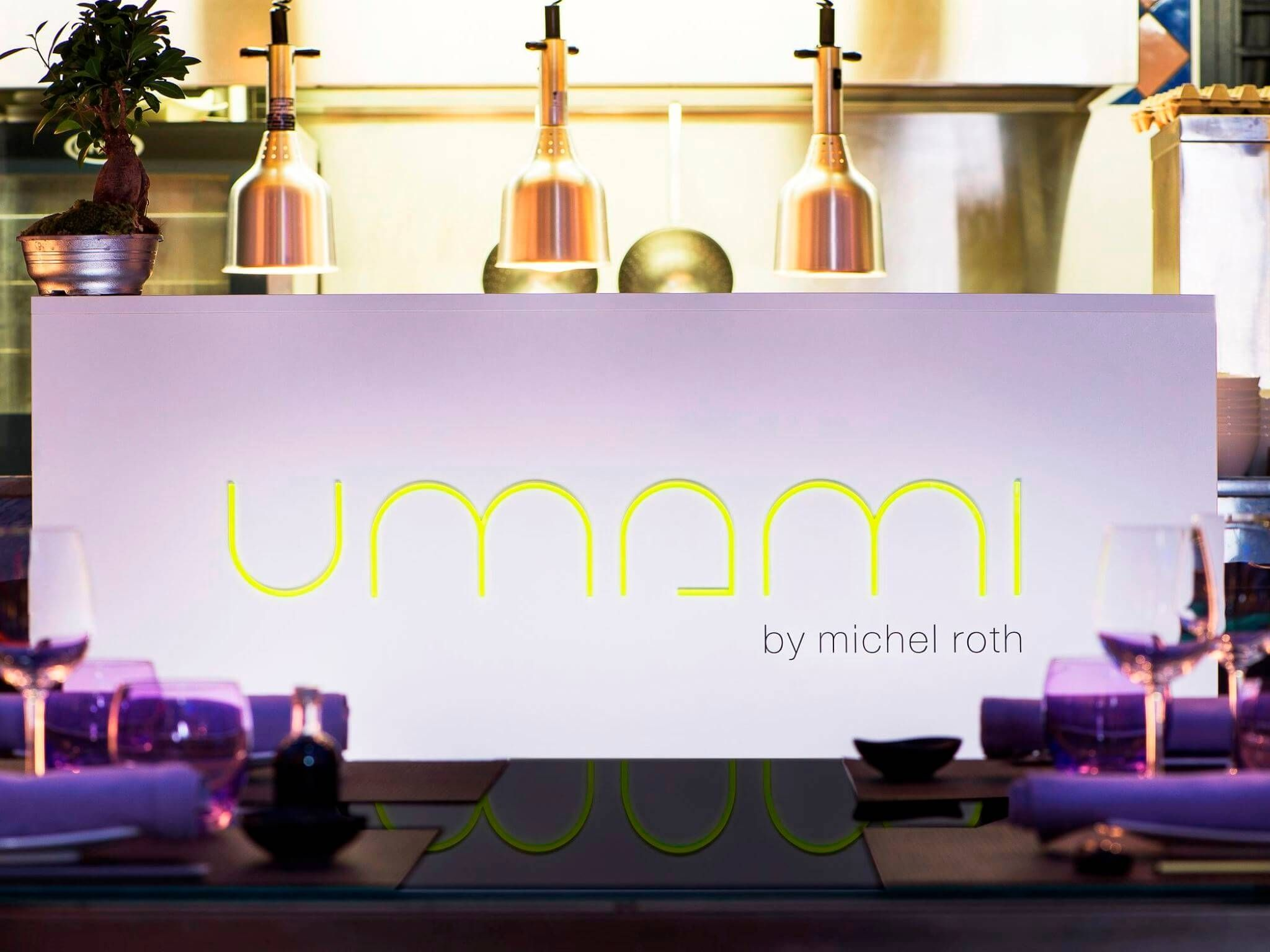 UMAMI by Michel Roth